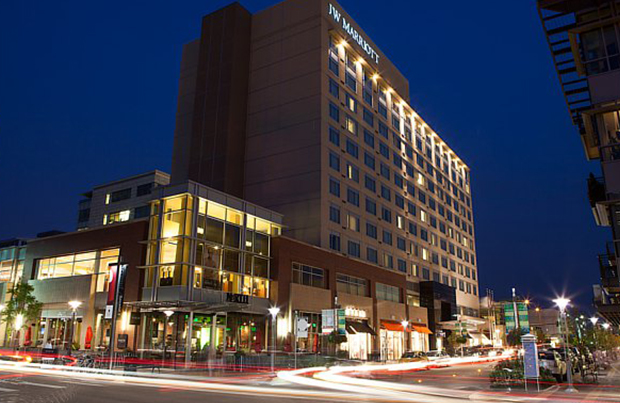 JW Marriott Denver Cherry Creek Exterior