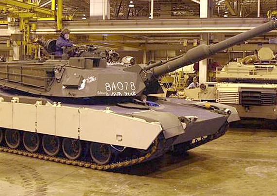 Inside Tank Facility