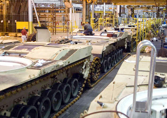 Tank Facility Production Line