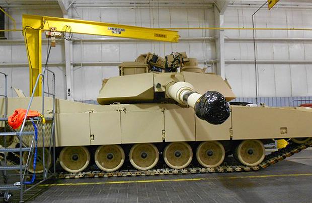 U.S. Gov't. M-1 Abrams Tank Plant Facility